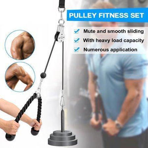 Home Fitness Pulley Cable-Fitness Pulley Cable
