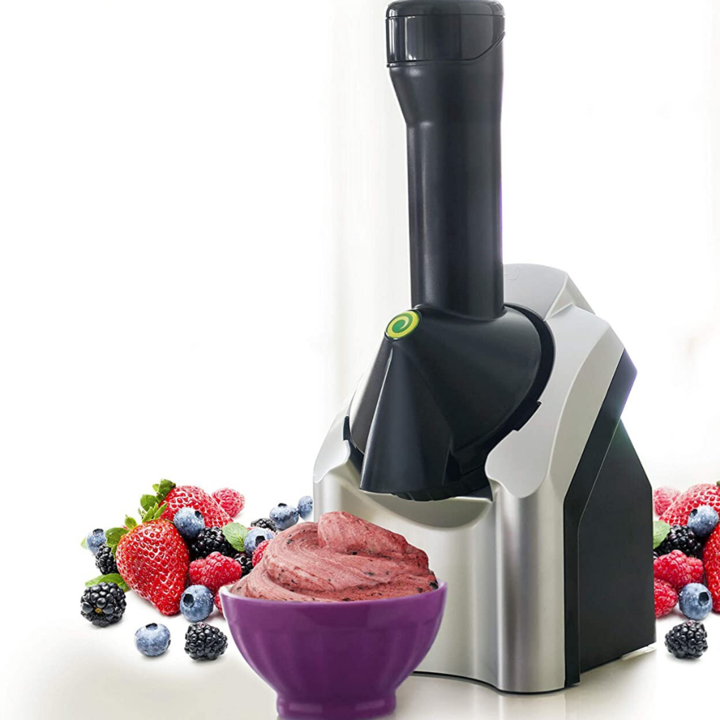 Soft-Serve Fruit Ice Cream Maker