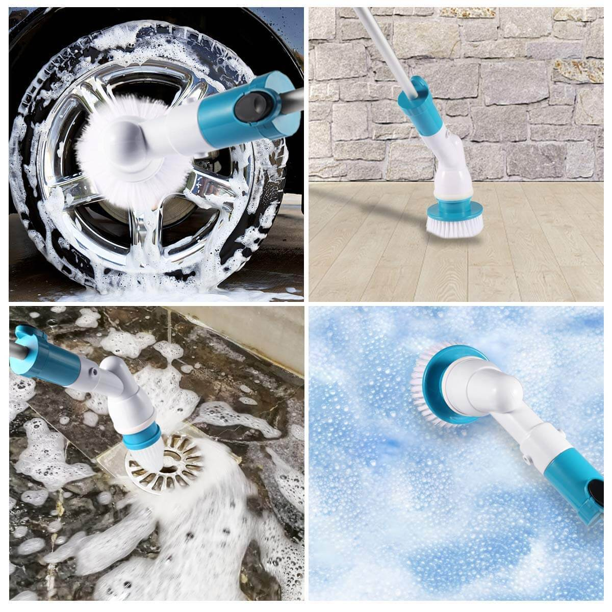 Magic Scrub Pro™ Cordless Power Scrubber