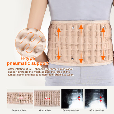 LumRelief™ Lumbar Decompression Belt