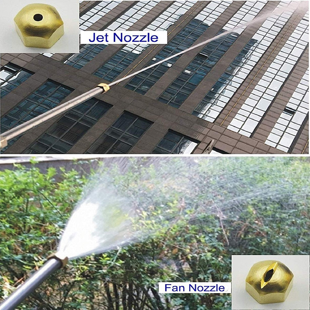 HydroJet™ High Pressure Power Washer