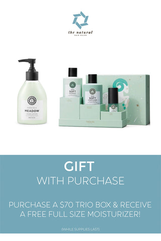 The Natural Hair Salon Maria Nila Gift with Purchase