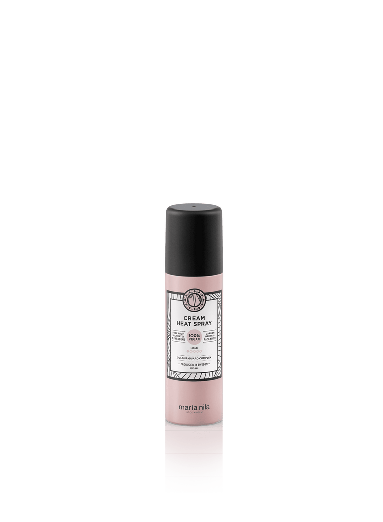Maria Nila heat protecting cream spray