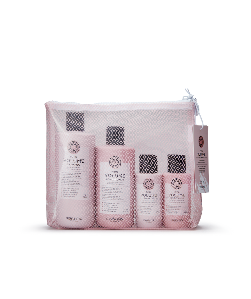 VOLUME BEAUTY BAG