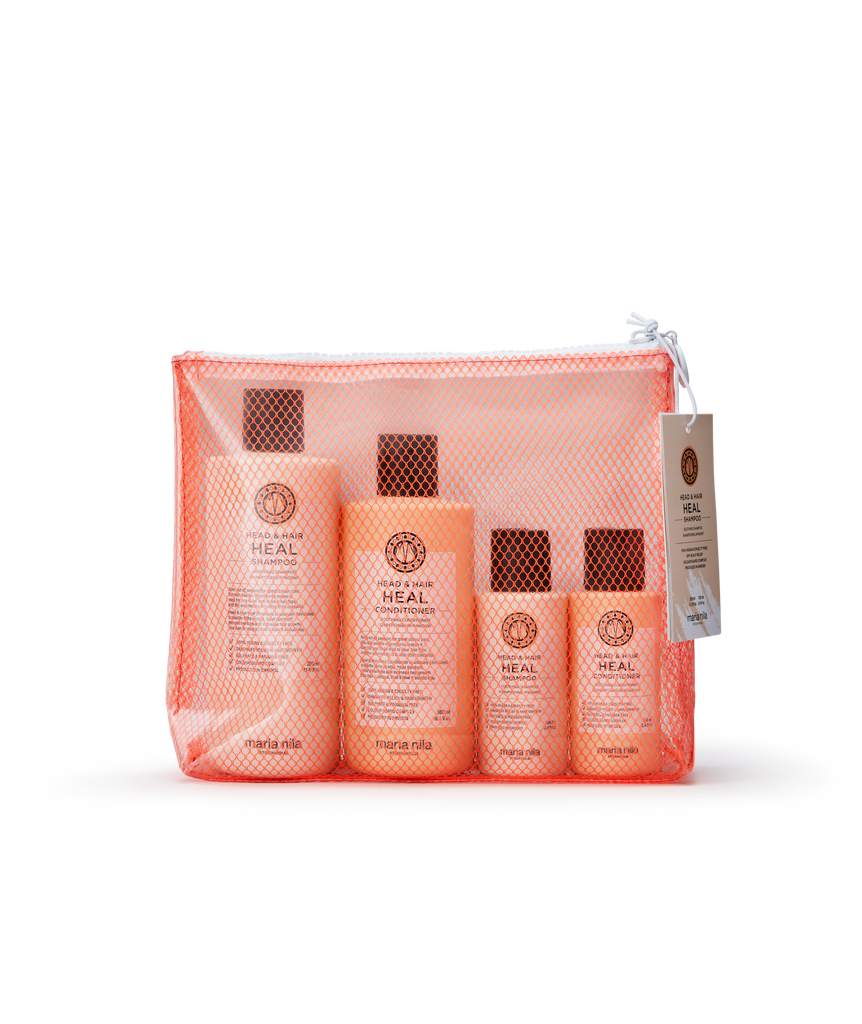 Maria Nila heal beauty bag