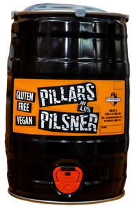 Pillars Pilsner 5L Mini Keg