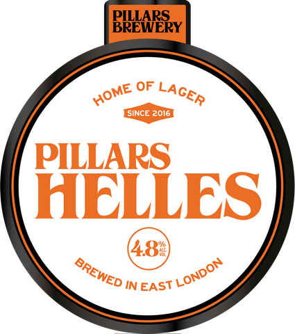 Pillars Helles Pint Delivery