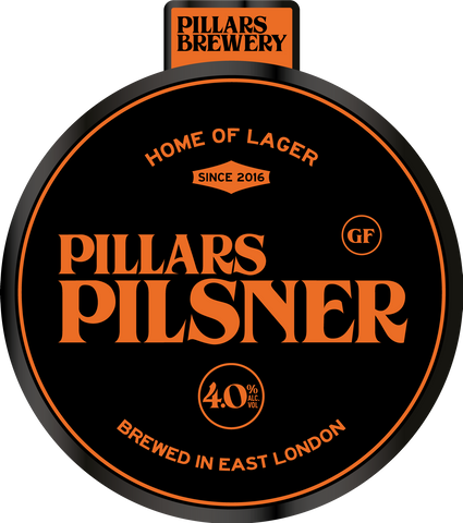 Pillars Pilsner Pint Delivery