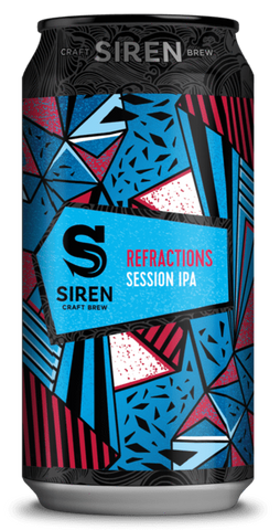 Siren Refractions Session IPA