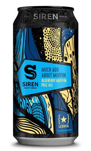 Siren Much Ado About Muffin