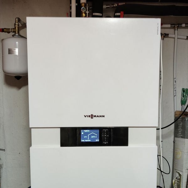 Bomba de calor Viessmann Vitocal 111 S integrada
