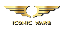Pop Culture Iconic Wars Logo