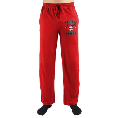 DC Comics Jester Harley Quinn Sleep Pants - Iconic Wars