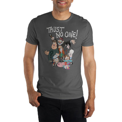 Gravity Falls Short-Sleeve T-Shirt - Iconic Wars