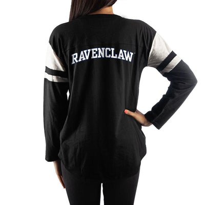 Harry Potter Womens Ravenclaw Long Sleeve Shirt - Iconic Wars