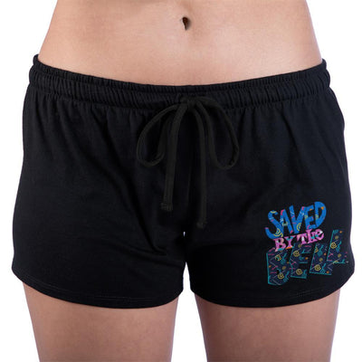 Saved by the Bell Sitcom Juniors Sleep Shorts - Iconic Wars
