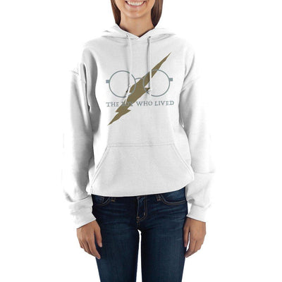 "Harry Potter ""The Boy Who Lived"" Hoodie Sweatshirt - Iconic Wars"