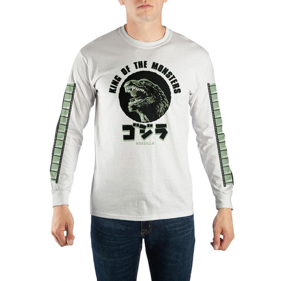 Godzilla King of the Monsters Long Sleeve T-Shirt