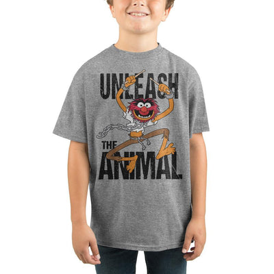 Boys Youth Muppets Shirt Boys Graphic Tee - Iconic Wars