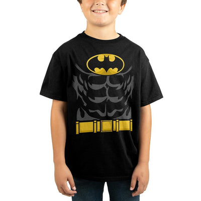 Youth DC Comics Apparel Boys Batman Suit Up TShirt - Iconic Wars