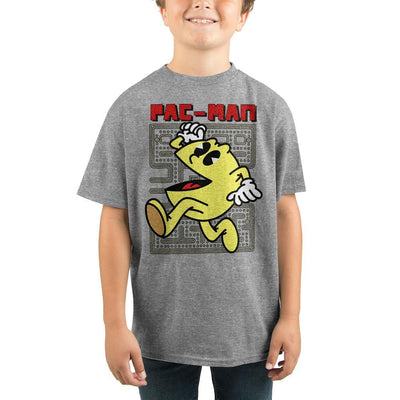 Pac-Man Video Game Retro Youth Graphic Tee - Iconic Wars