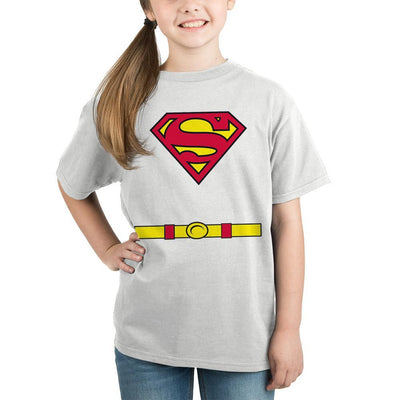 Superman Comic Book Superhero Youth Clothing - Iconic Wars