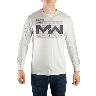 Mens Call of Duty Modern Warfare Graphic Tee - Iconic Wars