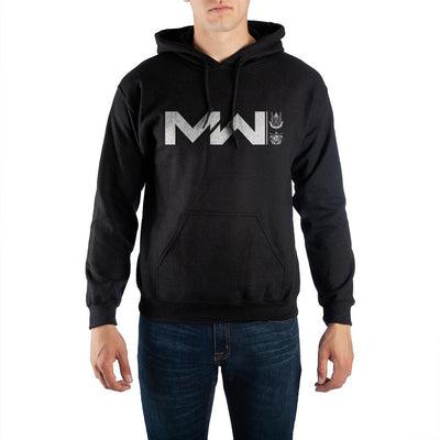 Call of Duty Modern Warfare Video Game Mens Black Hoodie - Iconic Wars