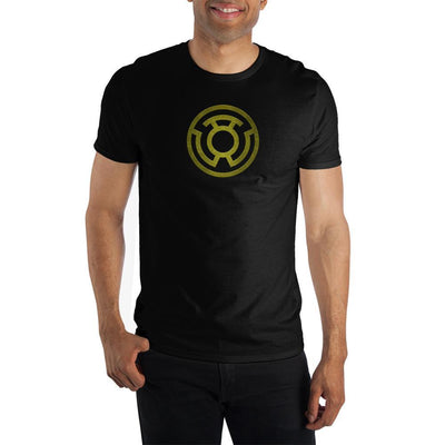 DC Comics Yellow Lantern Short-Sleeve T-Shirt - Iconic Wars