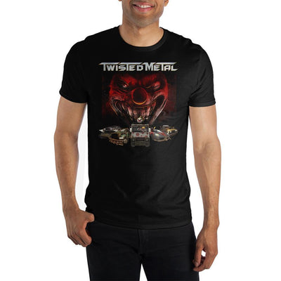 Twisted Metal Short-Sleeve T-Shirt - Iconic Wars