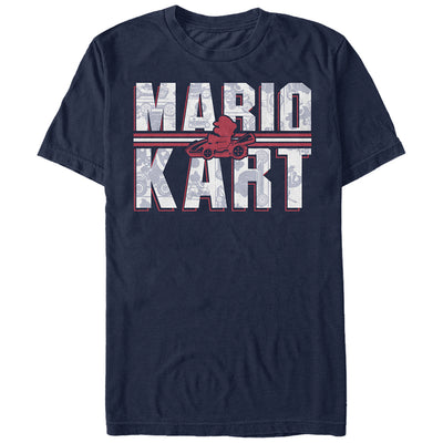 Kart Text - T Shirt - Iconic Wars