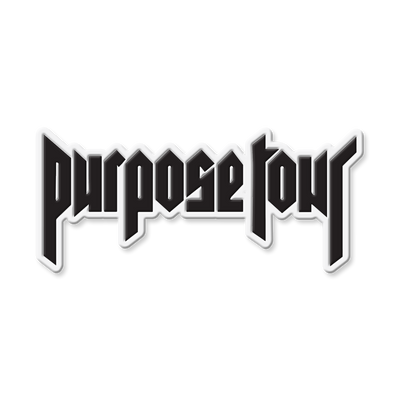 PURPOSE TOUR PATCH | JUSTIN BIEBER - Iconic Wars