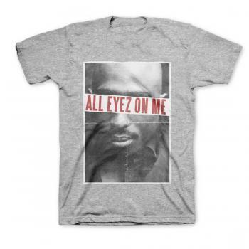 all eyes heather grey - Iconic Wars
