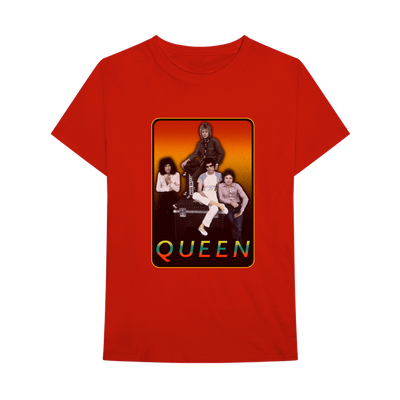 Queen Retro Frame - Iconic Wars