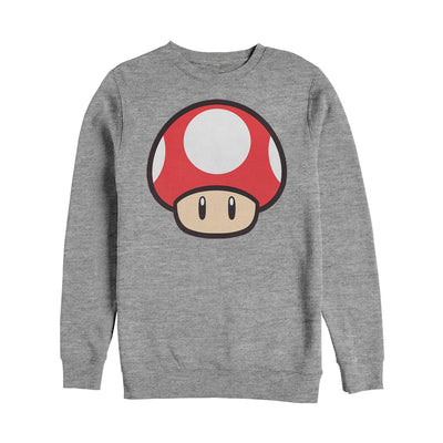 Power Up BO Crew Fleece - Long Sleeve Shirt - Iconic Wars