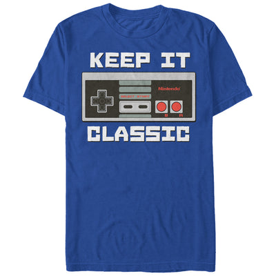 Keep it Classic - T Shirt - Iconic Wars