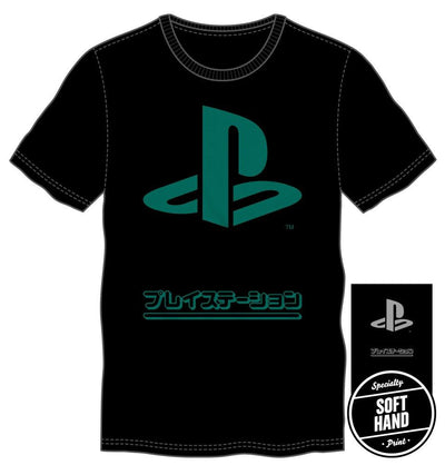 Men's Playstation Specialty Soft Hand Print Shirt - Iconic Wars