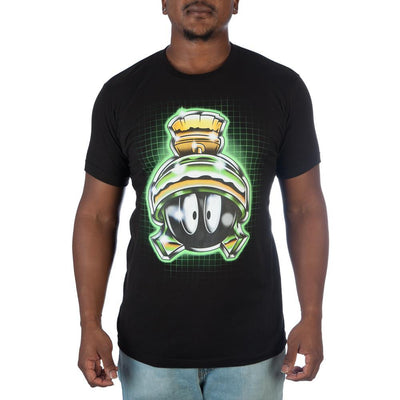 Men's Marvin The Martian Shirt - Iconic Wars