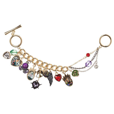 Disney Villains Charm Bracelet Disney Villains Accessories Disney Charm Bracelet - Disney Villains Jewelry Disney Villains Gift - Iconic Wars
