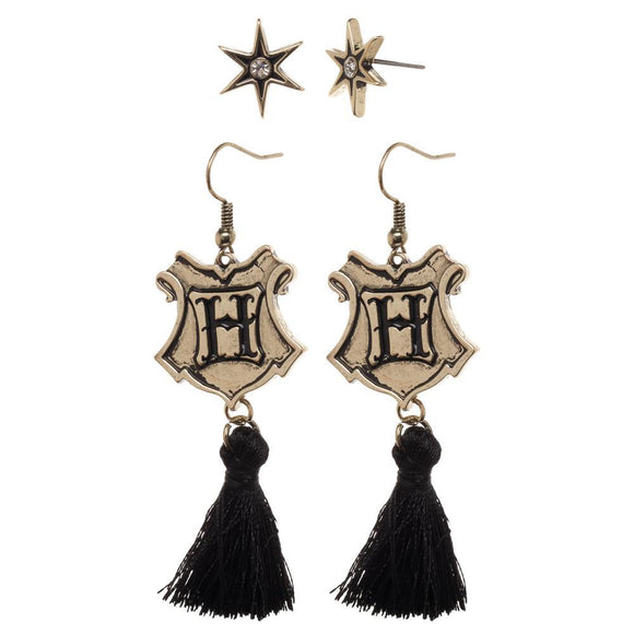 Harry Potter Earrings Harry Potter Gift for Girls - Harry Potter Jewelry Harry Potter Accessories - Harry Potter Fashion - Iconic Wars