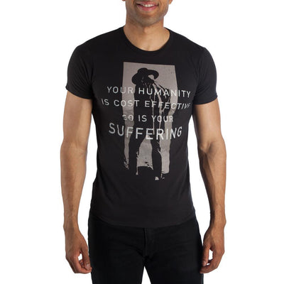 Men's Westworld Humanity Quote Shirt - Iconic Wars