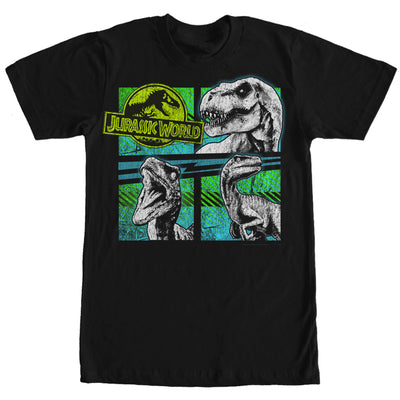 Jurassic World Trouble Squad - T Shirt - Iconic Wars