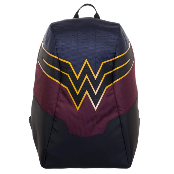 Wonder Woman Backpack Lighted Wonder Woman Bag - Light Up Wonder Woman Accessories DC Backpack - Wonder Woman Gift - Iconic Wars