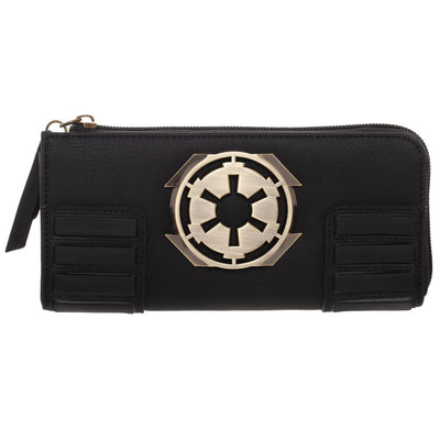 Star Wars Wallet Endor Trooper Wallet - Star Wars Bi-fold Wallet Star Wars Gift for Girls - Superhero Tee