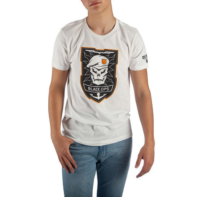 Logo Call of Duty Shirt Call of Duty Black Ops Apparel Call of Duty Tee - Call of Duty Black Ops 4 Shirt Call of Duty TShirt - Iconic Wars