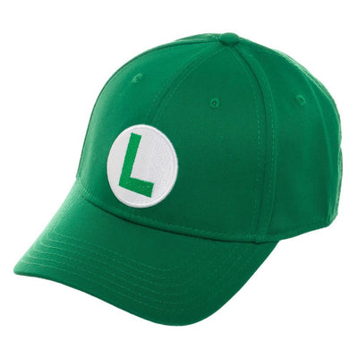 Luigi Cosplay Hat Luigi Accessories Mario Brothers Cosplay - Luigi Hat Luigi Cosplay - Iconic Wars