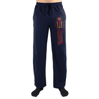 Marvel Clothing Captain Marvel Ascension Sleep Pajama Pants Pajamas - Iconic Wars