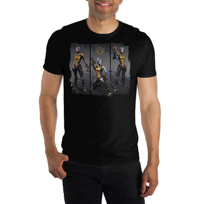 Borderlands Maya Short-Sleeve T-Shirt - Iconic Wars