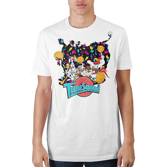 Space Jam Tune Squad T-Shirt - Iconic Wars