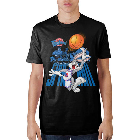 Space Jam Bugs Character Background T-Shirt - Iconic Wars